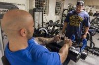 siłownia, trening, sport